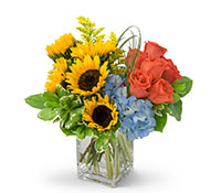 Summer Fun Vase Arrangement