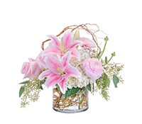 Delicate Beauty Vase Arrangement