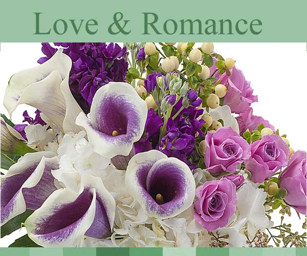 Flowers for Love and Romance